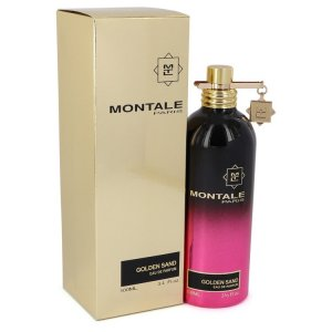 Montale Golden Sand Eau De Parfum Spray (Unisex) 3.4 oz / 10...