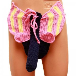 MySexyShorts Novelty Butterfly No 2 Sexy G String Underwear