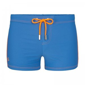 Ramatuelle Borneo Square Cut Trunk Swimwear Blue/Cornflower ...