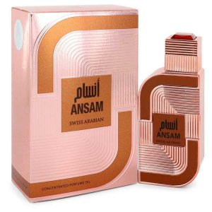 Swiss Arabian Ansam Concentrated Perfume Oil (Unisex) 0.5 oz / 14.79 mL Men's Fragrances 548672