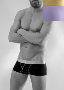 Geronimo Boxer Brief Underwear Violet 1663B2-6