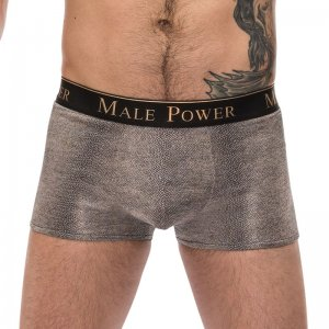 Male Power Viper Pouch Shorts Boxer Brief Underwear Snake 145-248