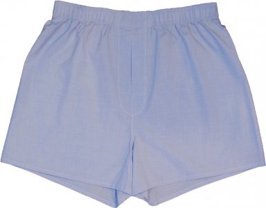 Charlie Dog The Blake Loose Boxer Shorts Underwear Blue 115-...