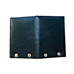 American Bench Craft Hammer Riveted Leather Scarred & Distre...