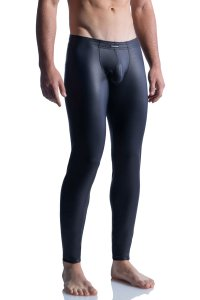 MANstore M510 Tight Leggings Pants Black 2-09552/8000