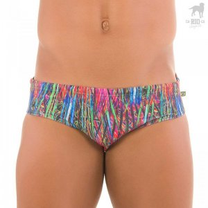 CA-RIO-CA Ventania Brief Cut Bikini Swimwear CRC-S418600