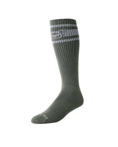 Nasty Pig Hook'd Up Socks Green 7415