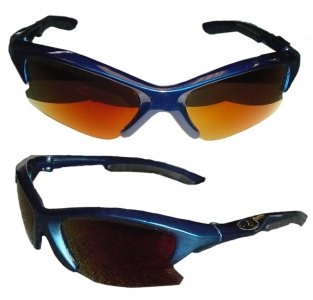 Akadema Steel Sunglasses Blue 442998