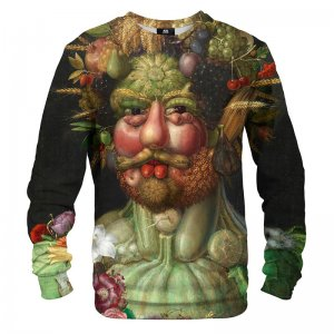 Mr. Gugu & Miss Go Arcimboldo Unisex Sweater S-PC1360