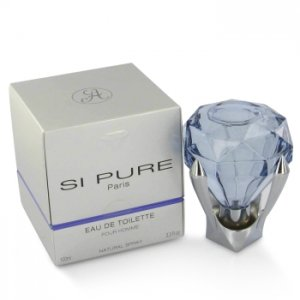 Si Pure Eau De Toilette Spray 3.3 oz / 97.59 mL Men's Fragrance 416400