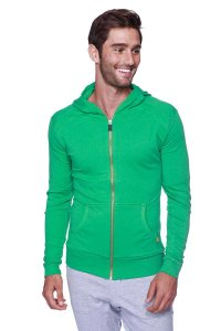 4-rth Edge Crossover Hoodie Sweater Bamboo Green