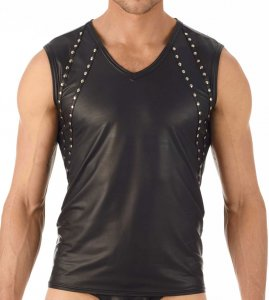 Gregg Homme LURE Muscle Top T Shirt Black 130522
