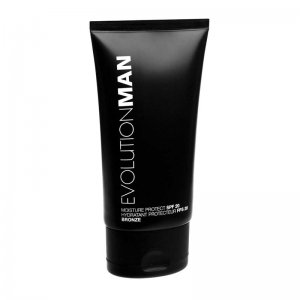 Evolution Man Moisture Protect SPF 20 Bronze Oil Free 80 mL ...