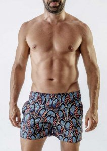 Geronimo Shorts Swimwear 1716P1-1