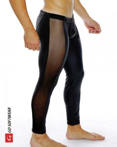 Go Softwear Hard Core Maverick Meggings Pants Black 4193