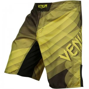 Venum Logo Dream Fight Boardshorts Beachwear Yellow