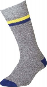 2(x)ist Boot Socks Heather Grey 19K117 USA1