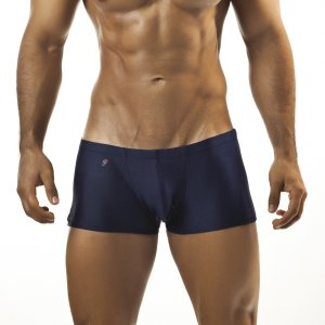 Joe Snyder Boxer Brief 08 Navy Underwear & Swimwear