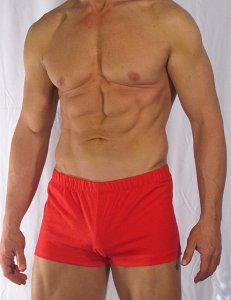 Buffedbod Custom Cotton Workout Shorts SH003 [Pick Color]