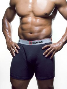 KnuttSak Original Boxer Brief Underwear Black