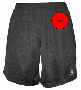 Akadema Sport Shorts Red SMESH