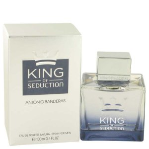 Antonio Banderas King Of Seduction 3.4 oz / 100.55 mL Eau De...