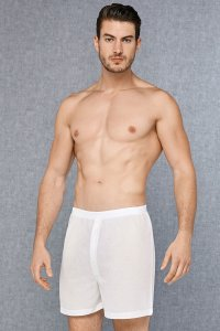 Doreanse Checker Loose Boxer Shorts Underwear 1525
