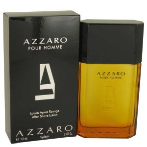 Azzaro After Shave Lotion 3.4 oz / 100.55 mL Men's Fragrance 533891
