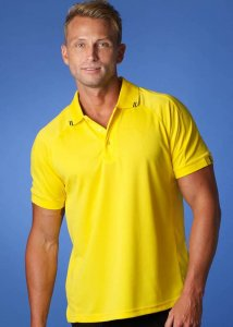 Aussie Pacific Flinders 155gm DriWear Birdseye Knit Polo Short Sleeved Shirt 1308