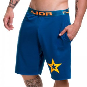 Jor MATCH Shorts Petrol 0520