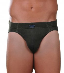 Lord Cotton Brief Underwear Khaki 334
