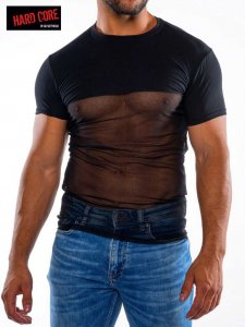 Go Softwear Skin Suave Short Sleeved T Shirt Black 4475