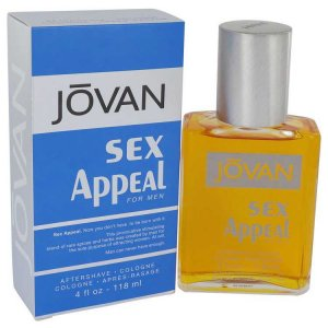 Jovan Sex Appeal After Shave / Cologne 4 oz / 118.29 mL Men'...