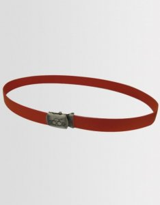 Kear&Ku Webbing Belt Bold Orange