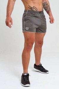Twotags Aesthetics V2 Shorts Army Grey
