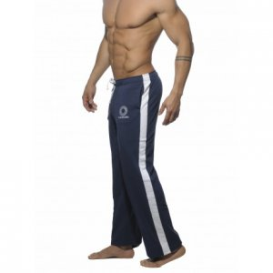 Addicted French Terry Sweat Pants Navy AD259