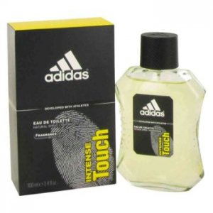 Adidas Intense Touch Eau De Toilette Spray 3.4 oz / 100.55 mL Men's Fragrance 483782
