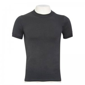 Minerva Sporties Basic Vest Muscle Top T Shirt Charcoal 10130