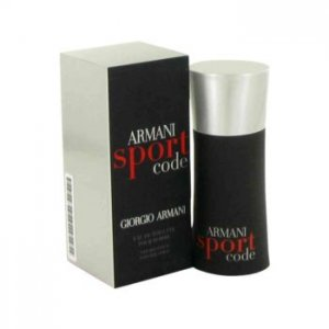 Giorgio Armani Code Sport Eau De Toilette Spray 1.7 oz / 50 mL Men's Fragrance 483179