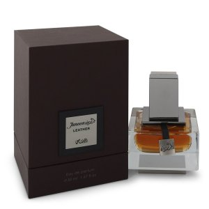 Rasasi Junoon Leather Eau De Parfum Spray 1.67 oz / 49.39 mL Men's Fragrances 543431