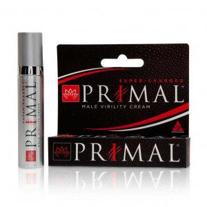 Bodcare Primal Bullet Intense Male Virility Cream 0.34 oz / ...
