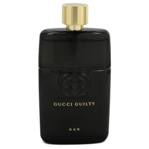 Gucci Guilty Oud Eau De Parfum Spray (Unisex Tester) 3 oz / 88.72 mL Men's Fragrances 548293