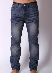 Deacon Vintage Rigid Beat The Boss Jeans Pants Denim