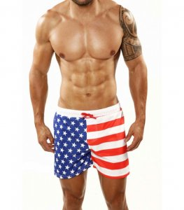 Mensuas USA Shorts Swimwear 0873