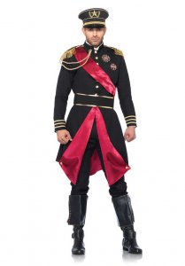 Leg Avenue Military General Costume Black 85278