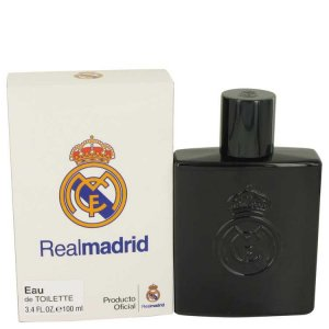 Air Val Real Madrid Black Eau De Toilette Spray 3.4 oz / 100...