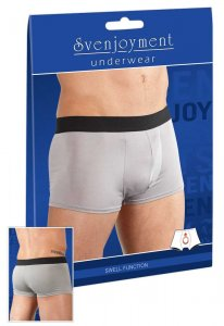 Svenjoyment Swell Microfibre Boxer Brief Underwear Grey 2132079