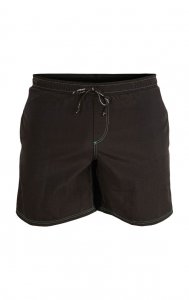 Litex Solid Shorts Swimwear Black 52708