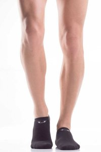 Mundo Unico Active Heel Socks Black 12202524