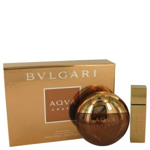 Bvlgari Aqua Amara Eau De Toilette Spray 3.4 oz / 100.55 mL ...